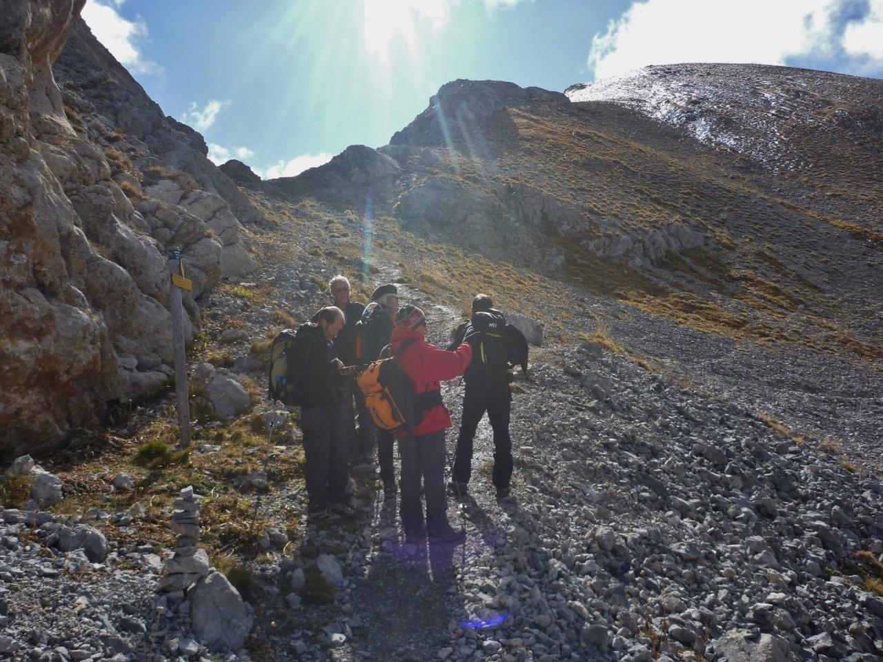 Col du Lauzon (2578 m)