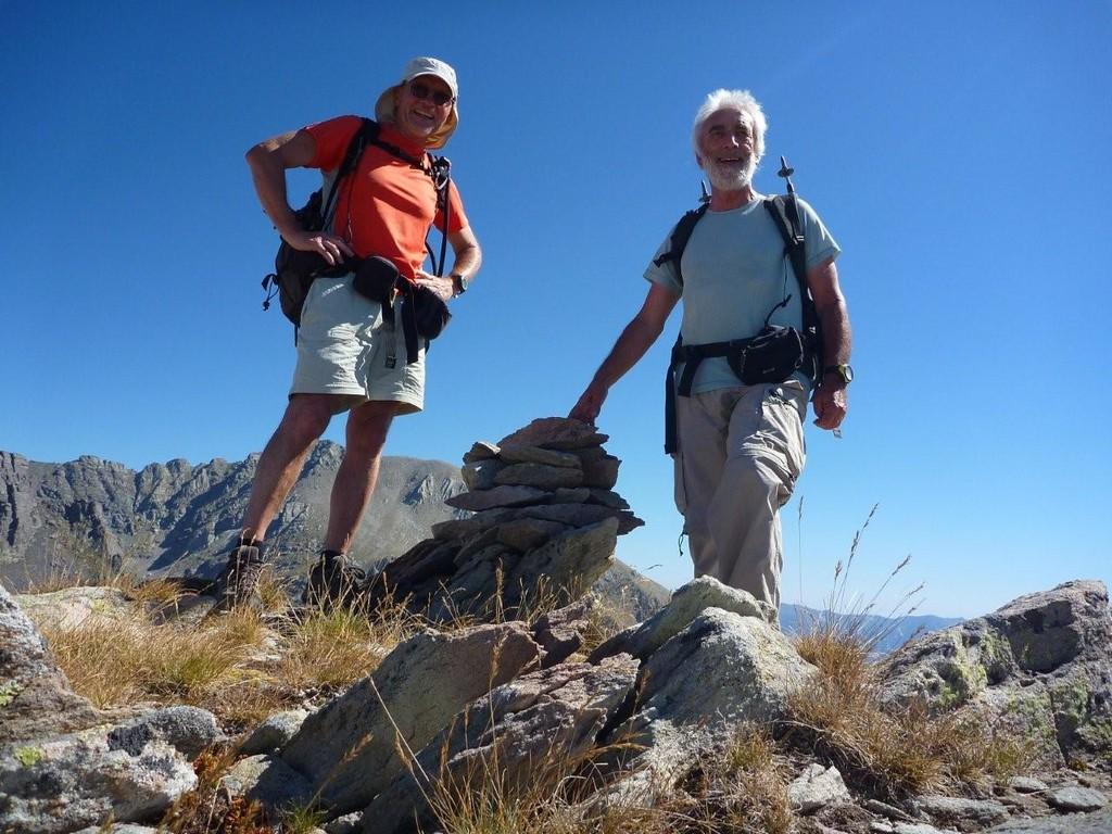 Cime des Verrairriers 2567 m