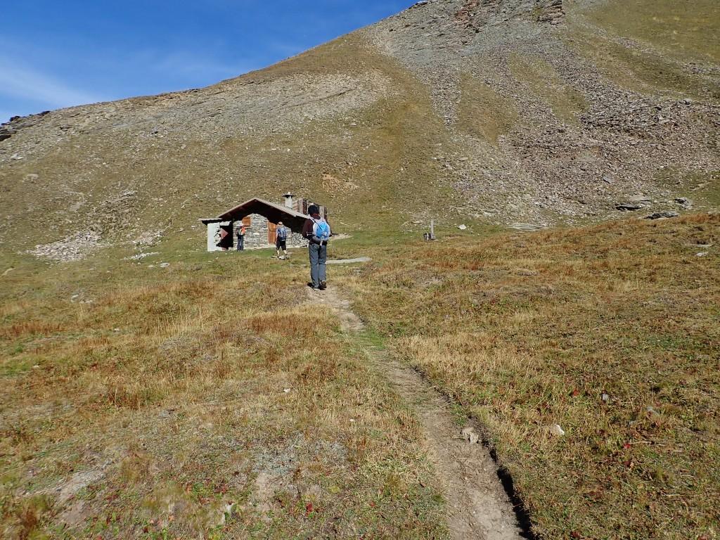 Cabane des Douanes