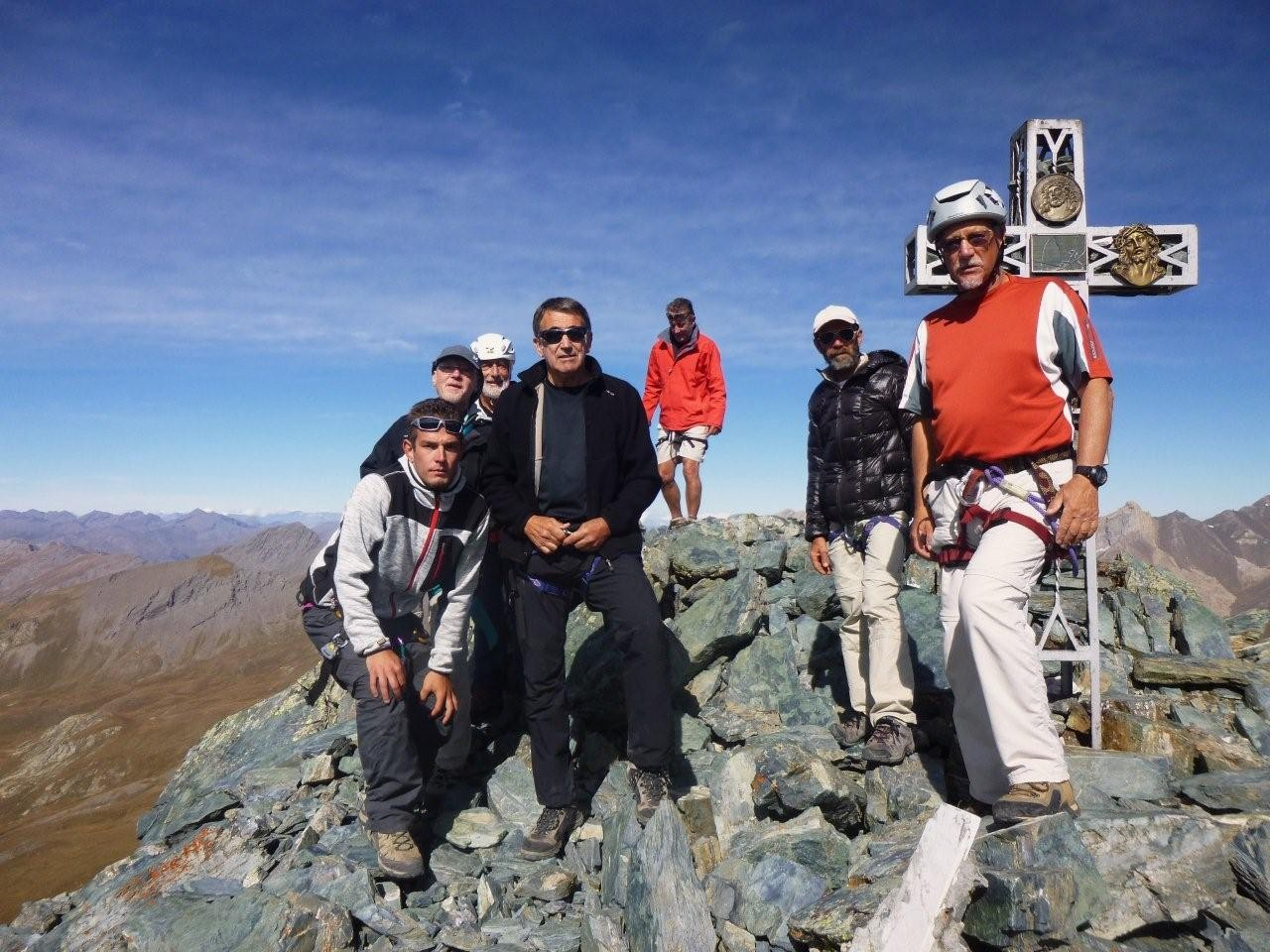 Tête des Toillies (3178 m)