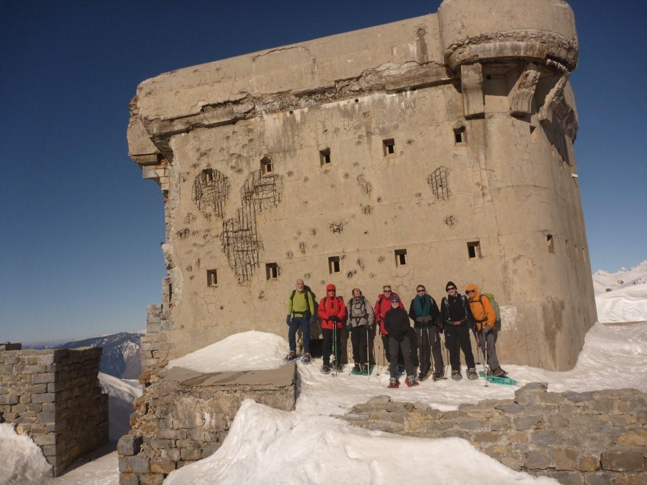 Pte des 3 communes (2080 m) La Redoute