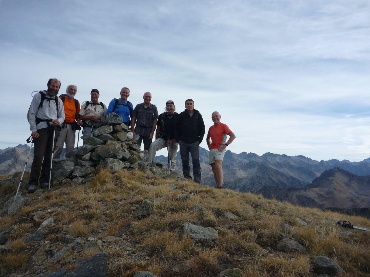 Cime des Lauses (2651 m)