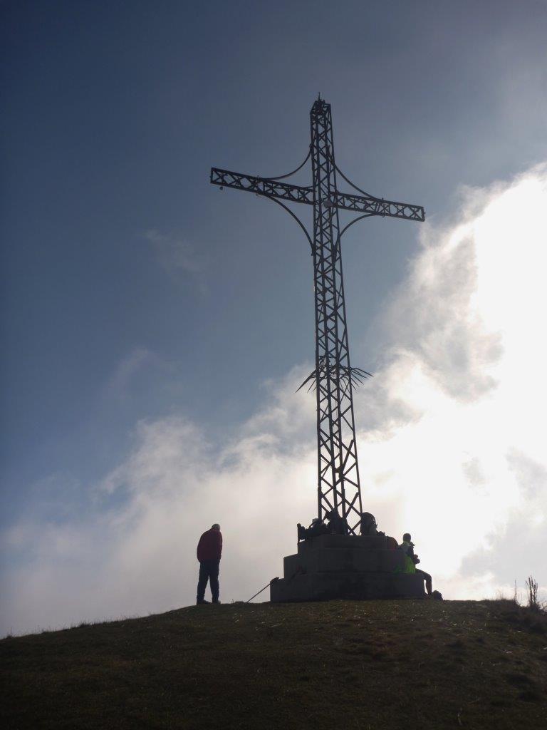 Monte San Bernardo 1625 m