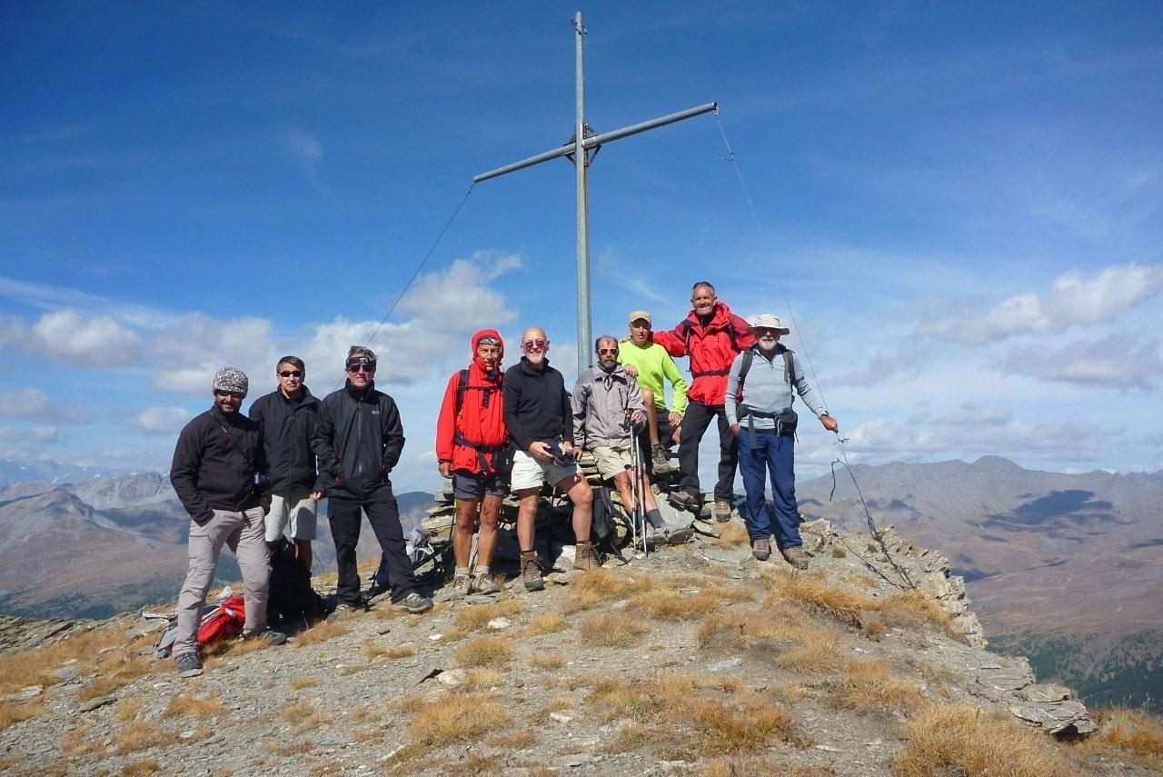 La Lauze (2866 m)