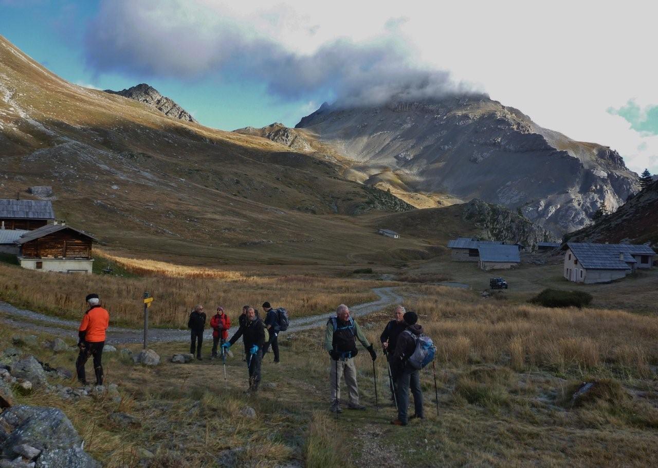 Chalets de Clapeyto (2300 m)