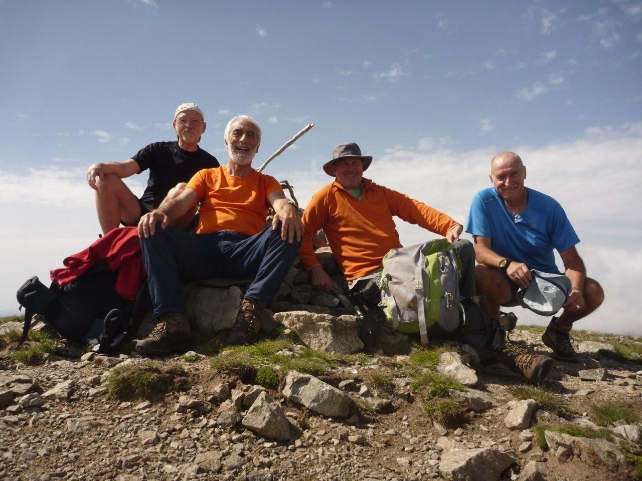 Mt Archas (2526 m)