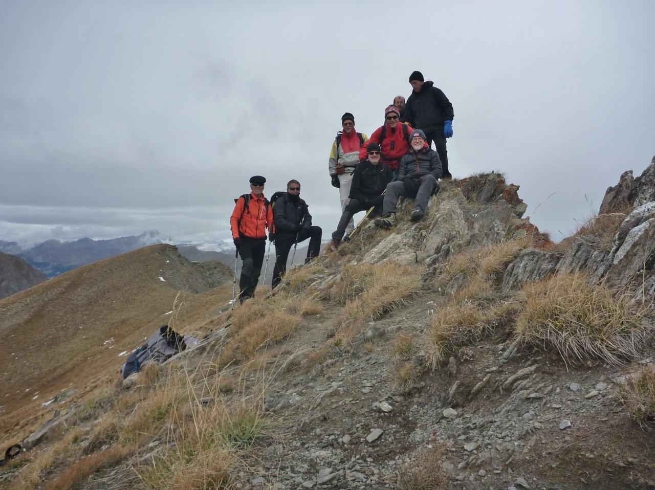 Le Queyron (2884 m)