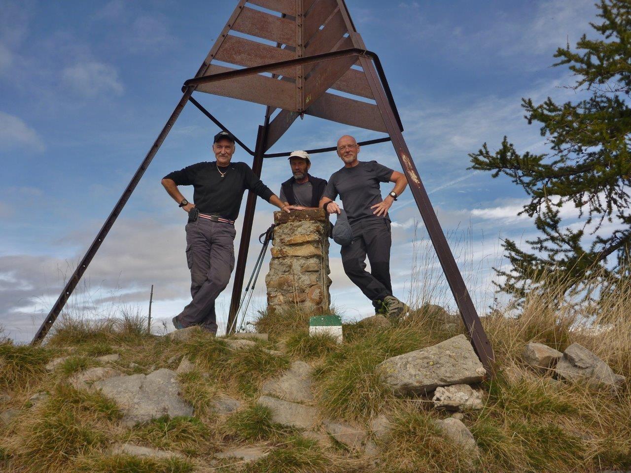 Mt Tournairet (2086 m)