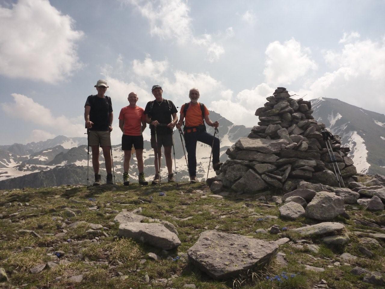 Capelet Inférieur (2419 m)