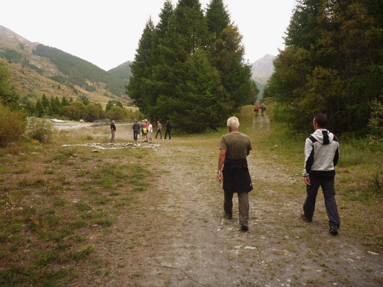 Promenade apéritive à Ristolas