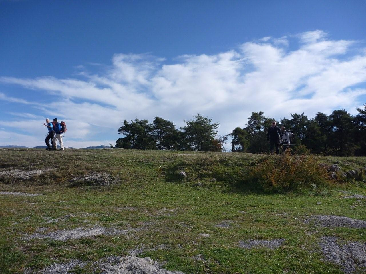"""""""Le Lac"""" (1204 m)"""