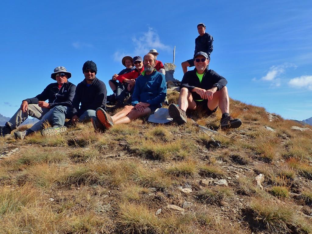 Crête de Peyre Nière (2890 m)