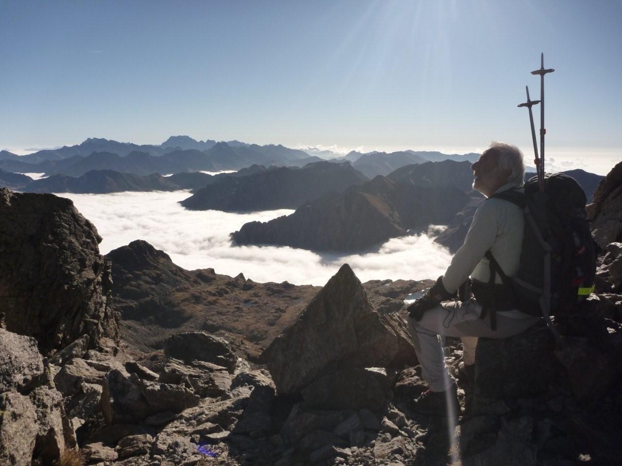 Pas du Corborant (2925 m) 9.45