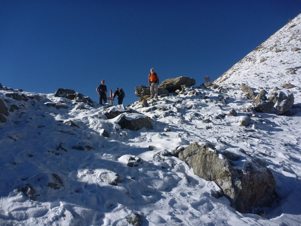 Col de la Valette des Adus (2356 m)