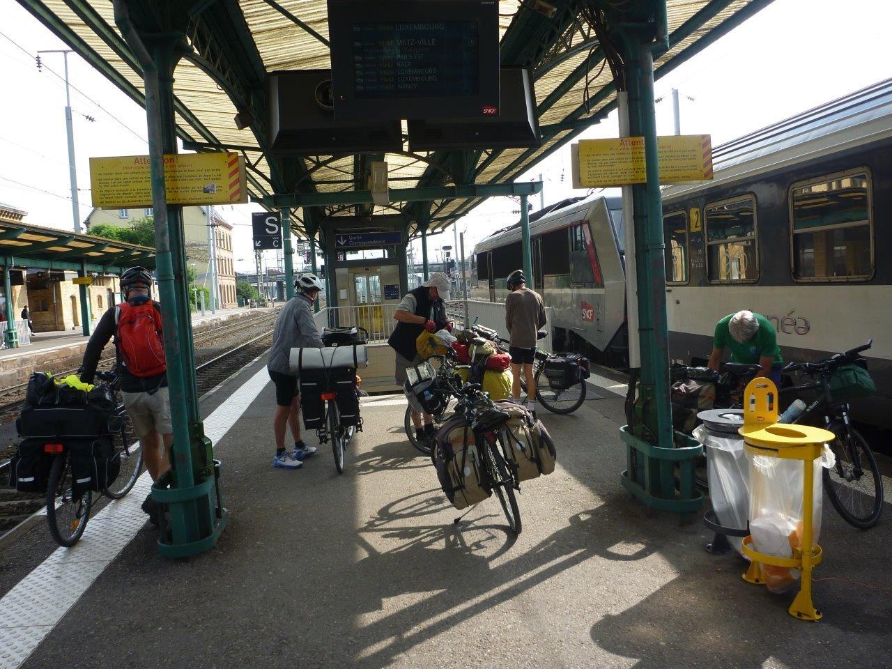 Gare de Thionville