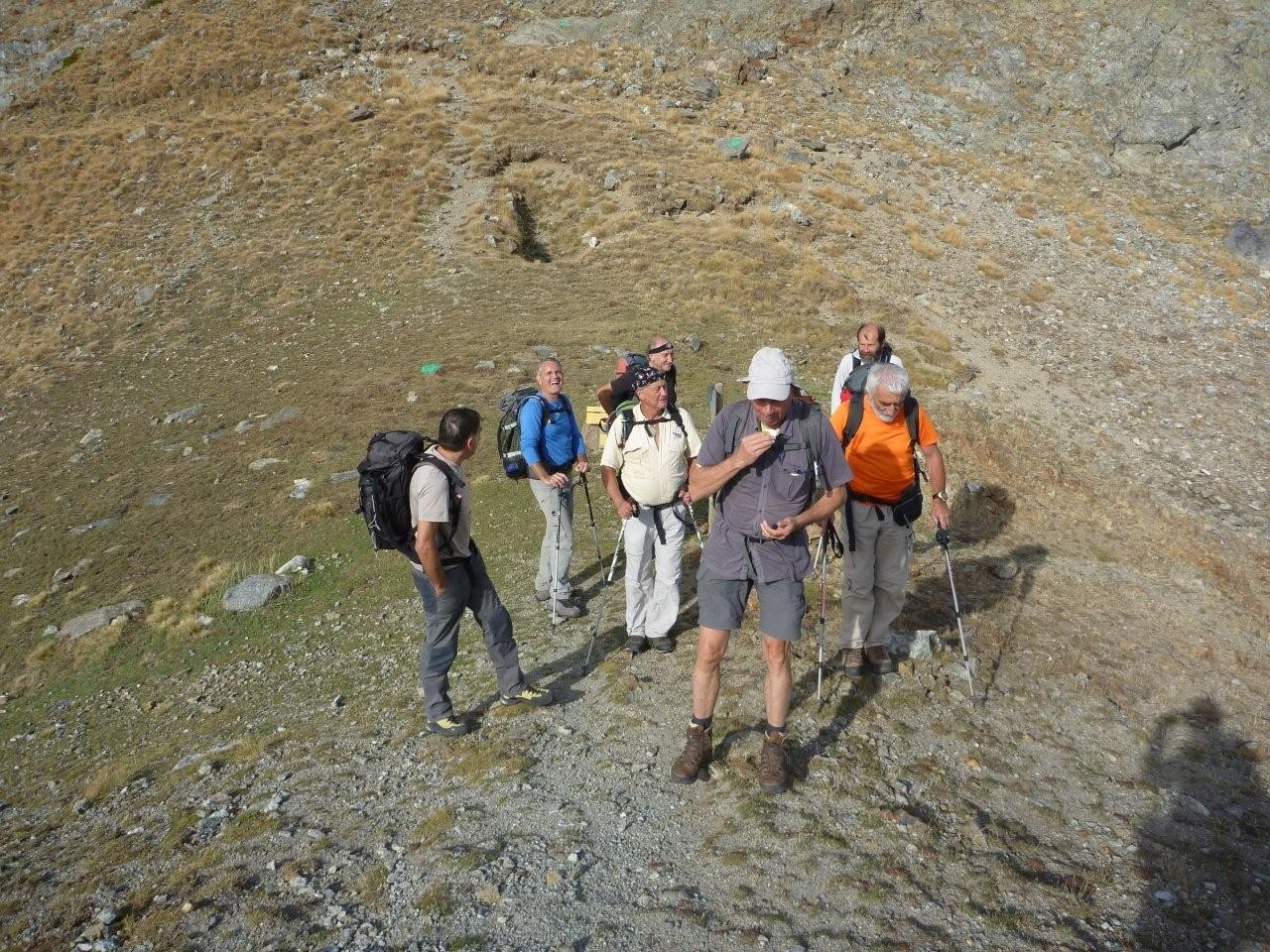 Col Ferrière (2484 m)