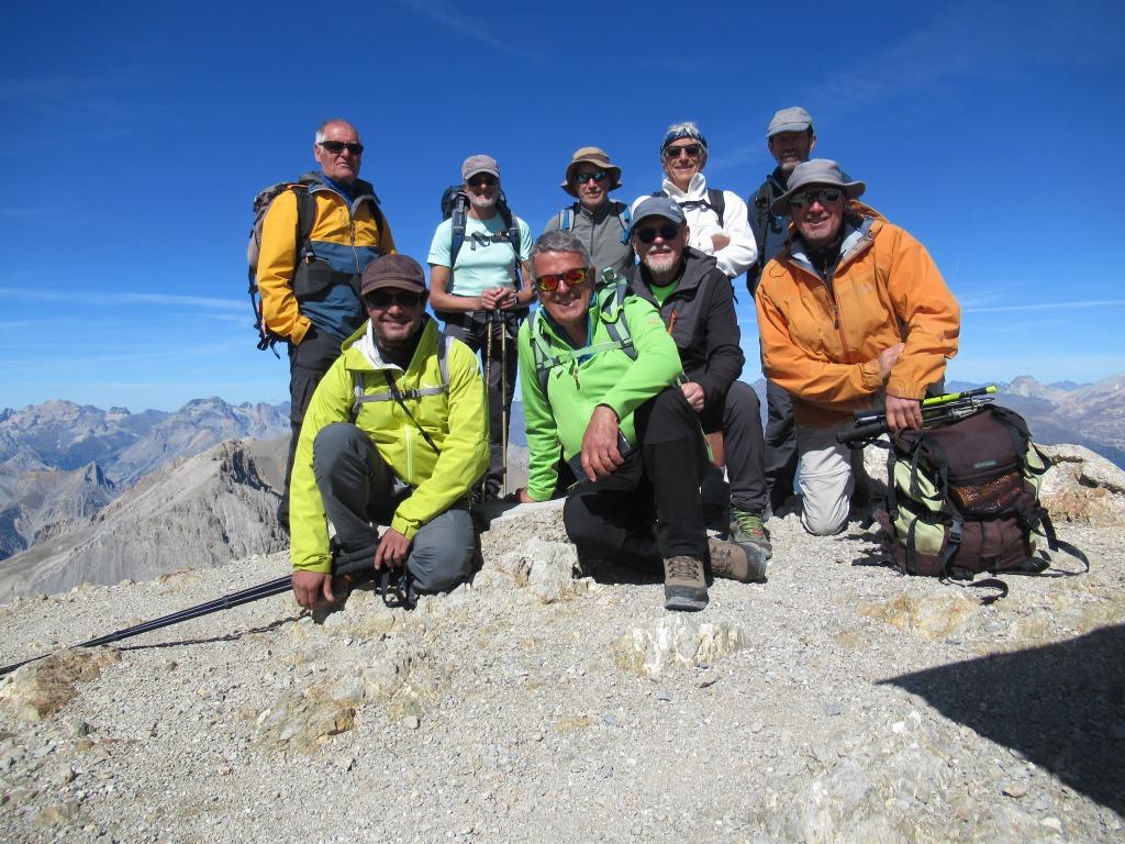 Sommet du Mont Chaberton (3131 m) , une victoire française en 40 ...