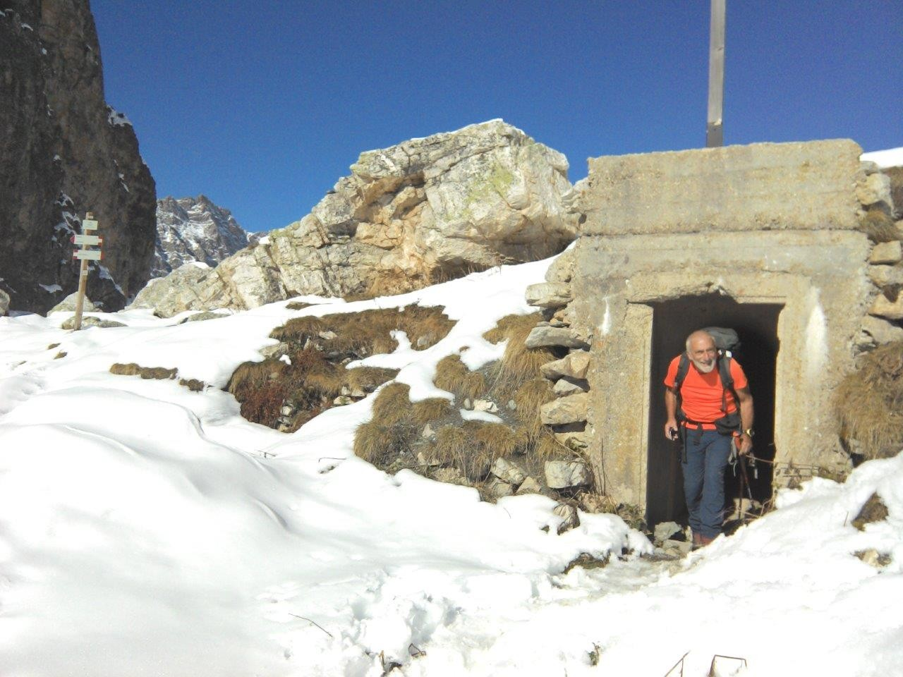 Colle Greguri 2319 m