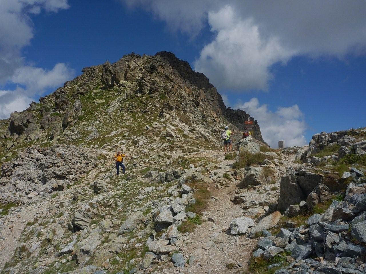 Col du Lausfer (2430 m)