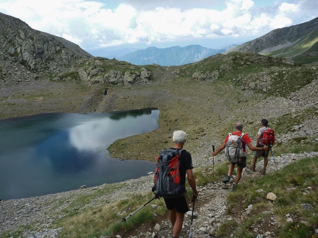 Lac Gros (2375 m)