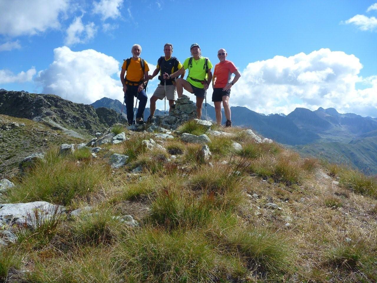 Cime de Sespoul (2485 m)