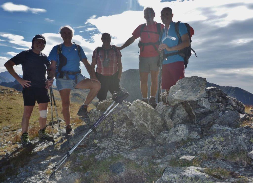 Brec du Col Ferrière (2518 m)