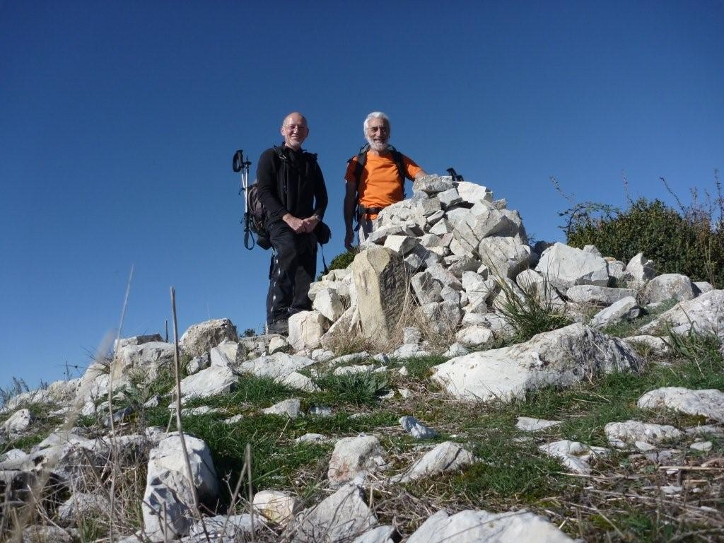 Mt Falourde (1306 m)
