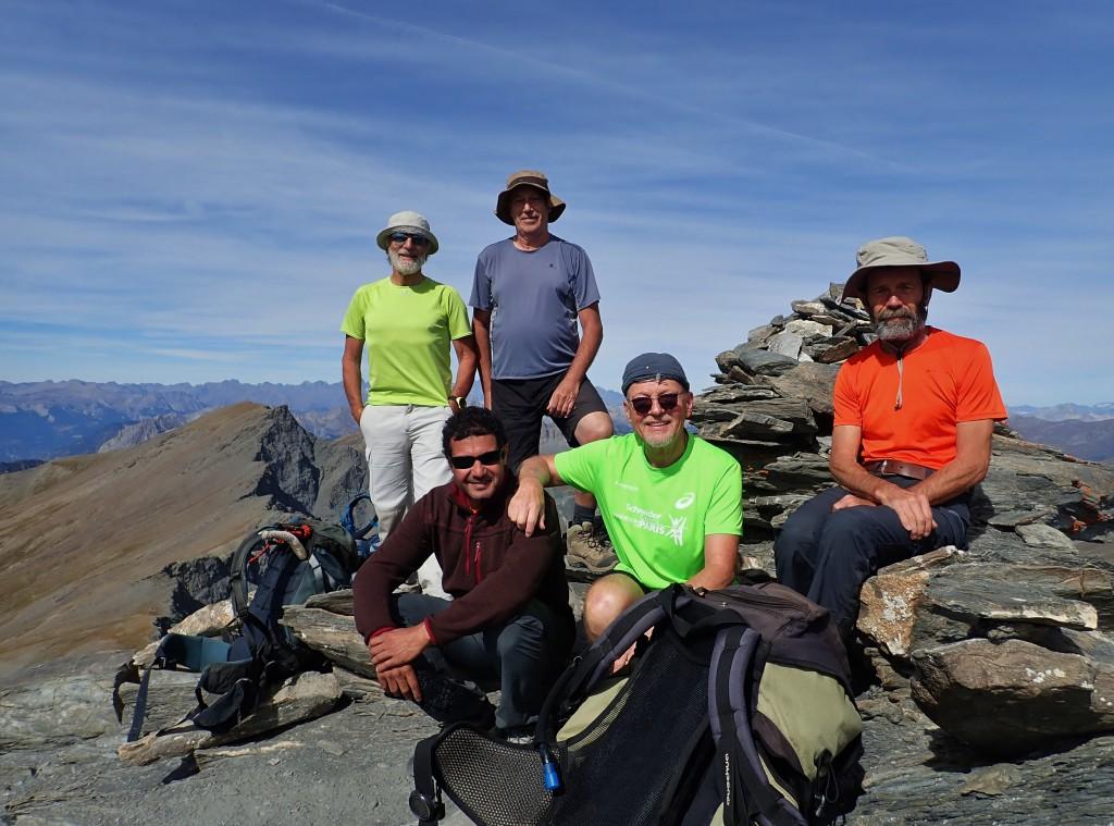 Tête de la Cula (3121 m)