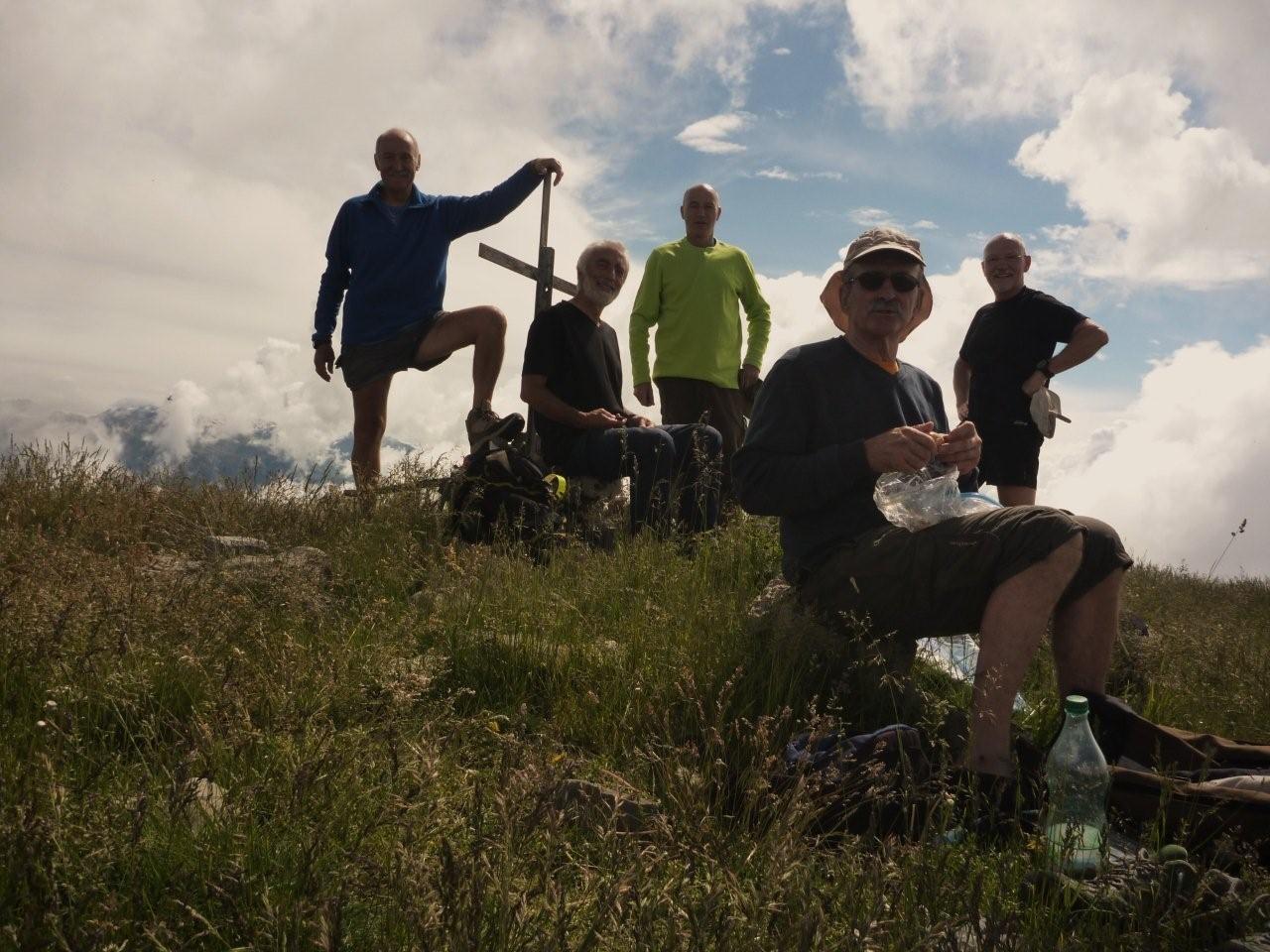 Les Cluots (2106 m)