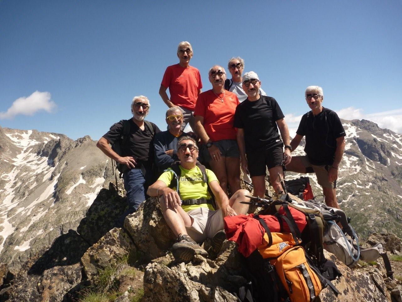 Mont Ponset ( 2828 m), cherchez l'erreur !