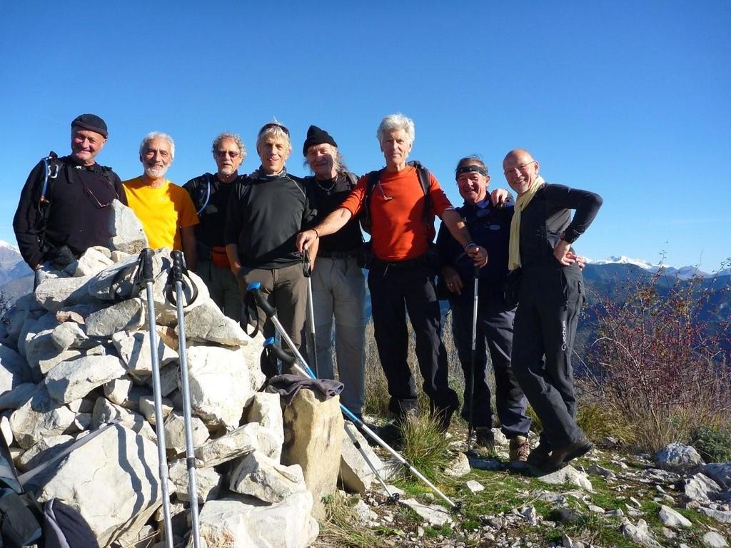 Mont Falourde (136 m)
