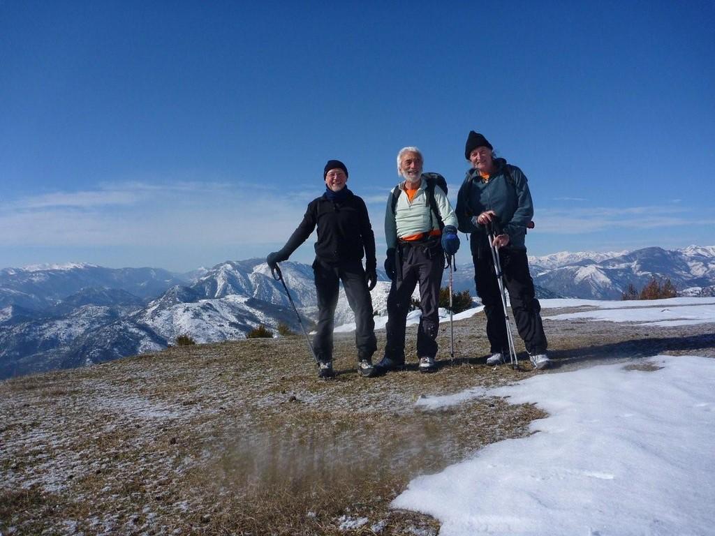 Cime de L'Autaret 1308 m