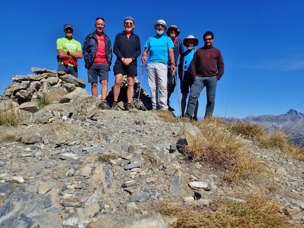 Pic du Gazon (2744 m)