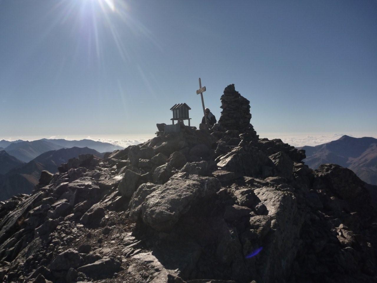 Le sommet 10.05
