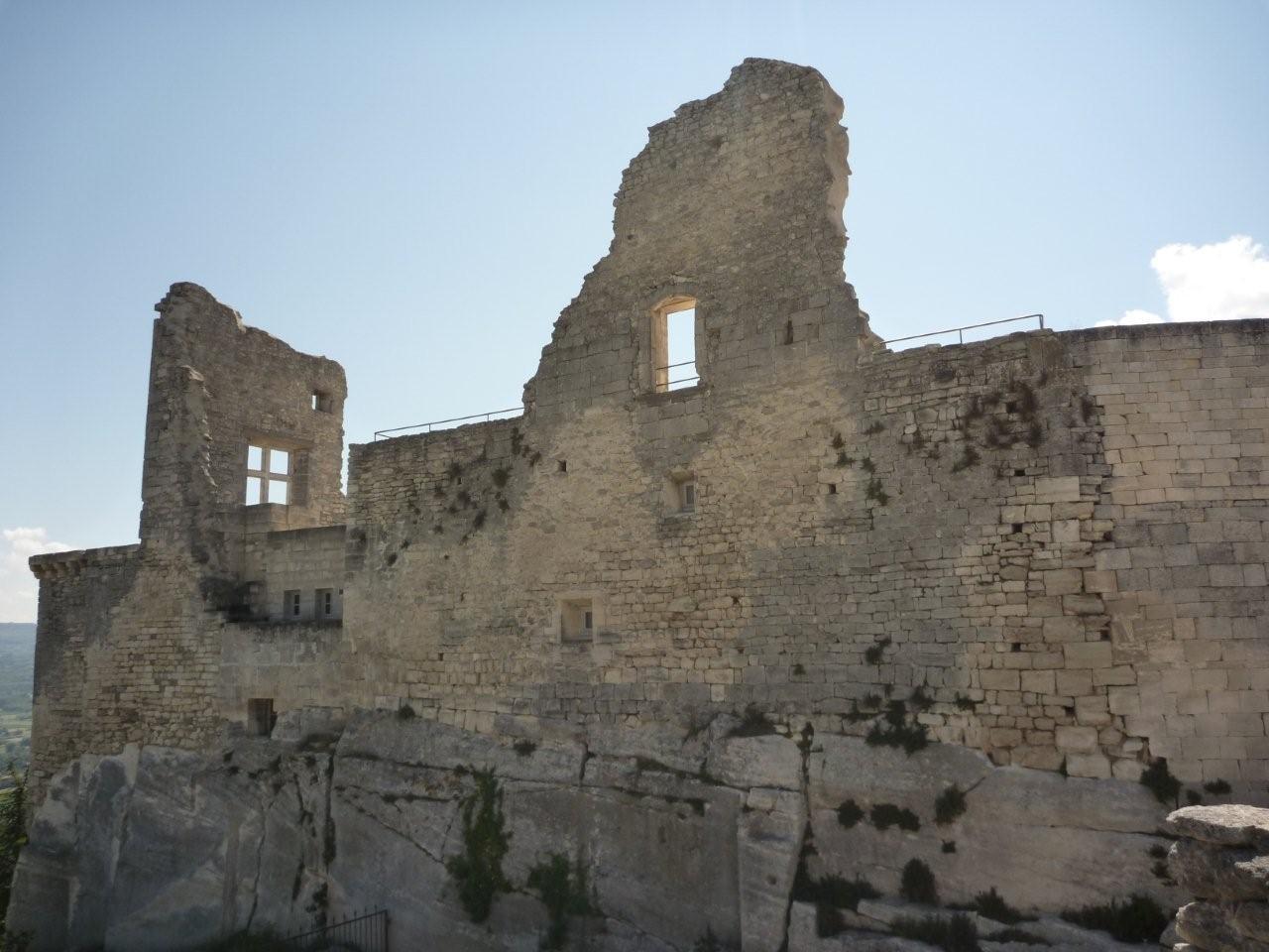Chateau de Lacoste (Marquis de Sade)