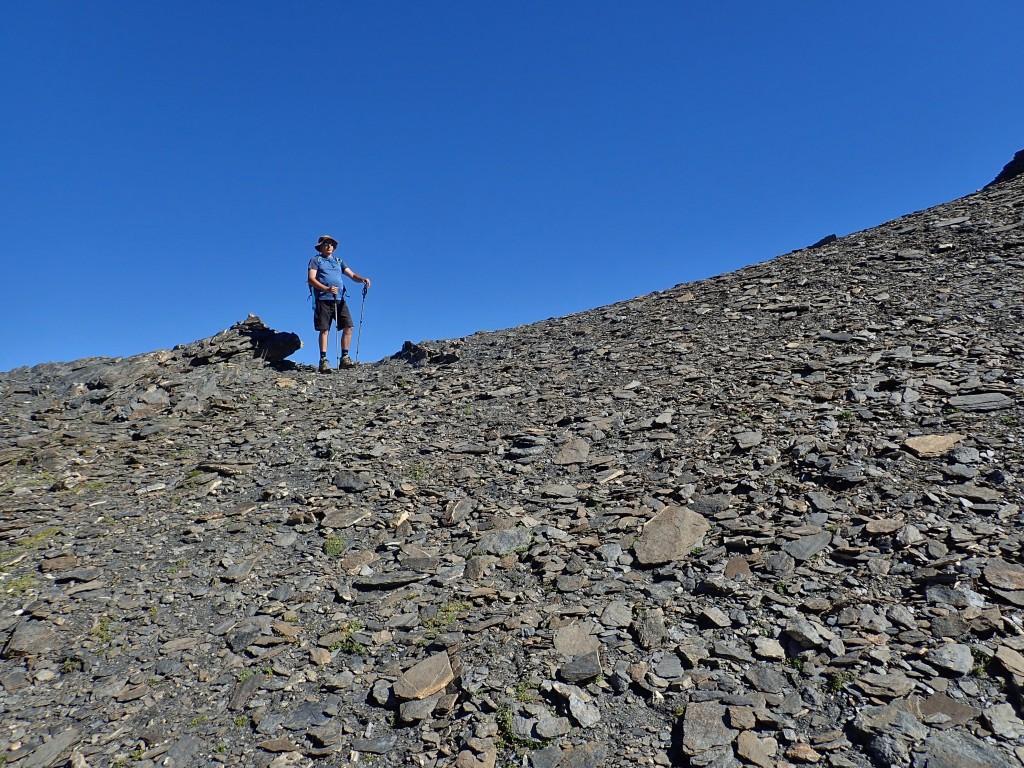 Col de la Lausette (3054 m)