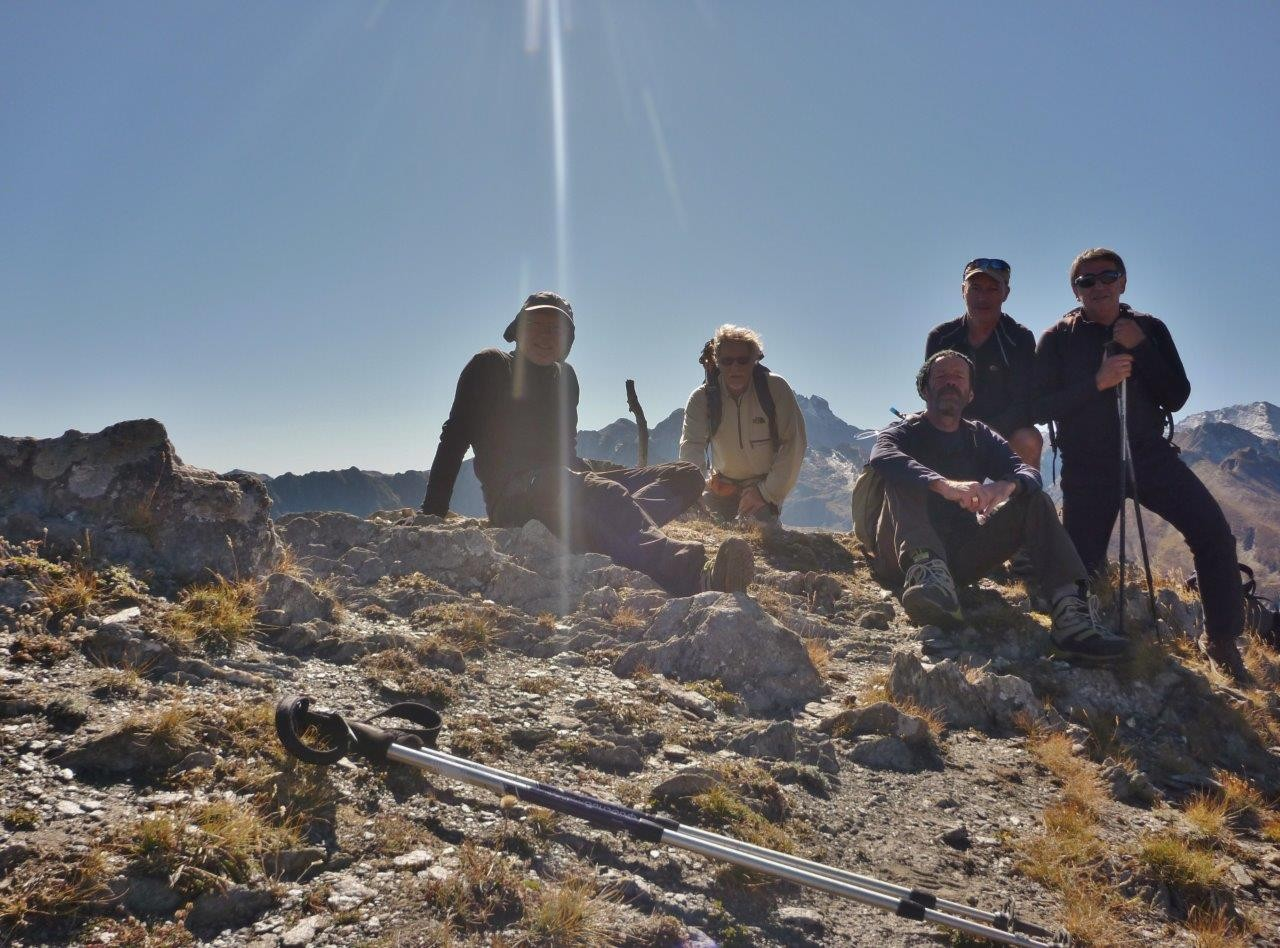 Punta Fiunira (2616 m)