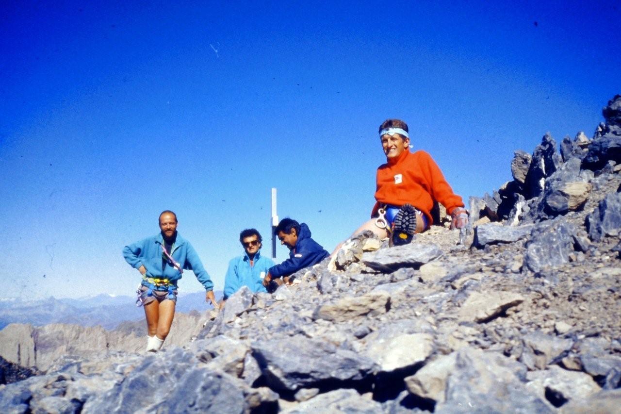 Brec de Chambeyron (3389 m)