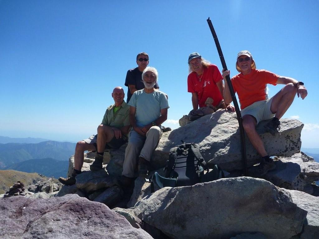 Cime du Diable 2685 m