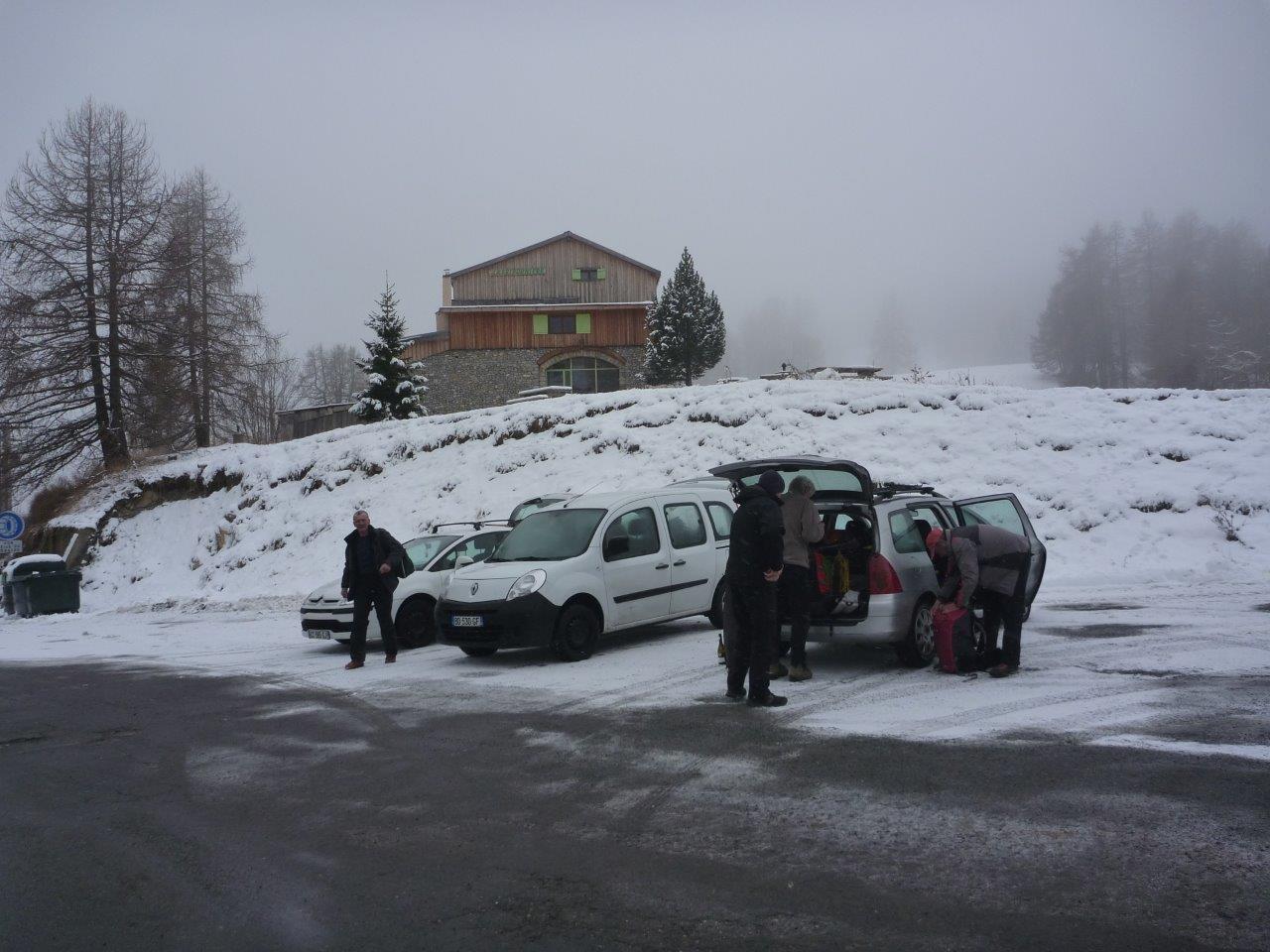 Col de la Couillole (1678 m) 15.30