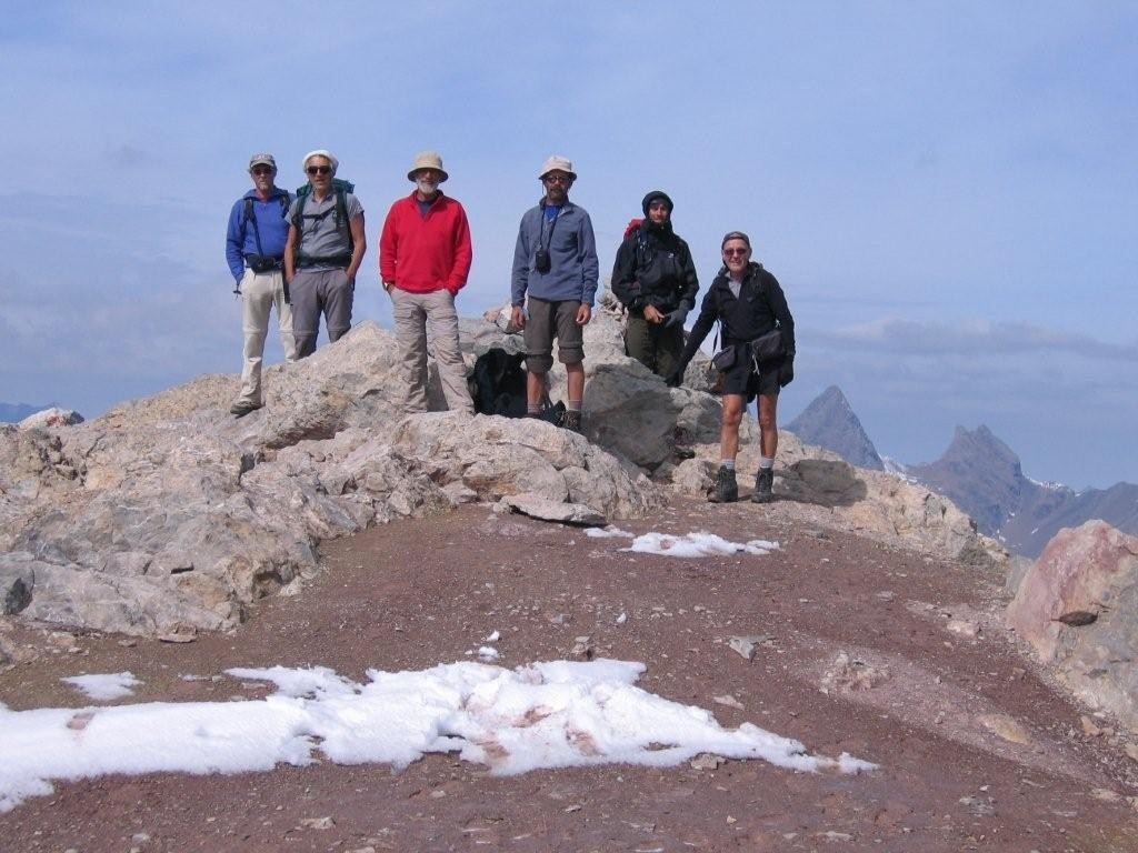 Grand Galibier (3228 m)