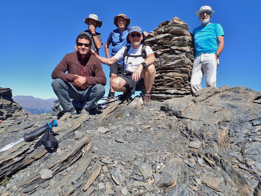 Mont Ruine (3145 m)
