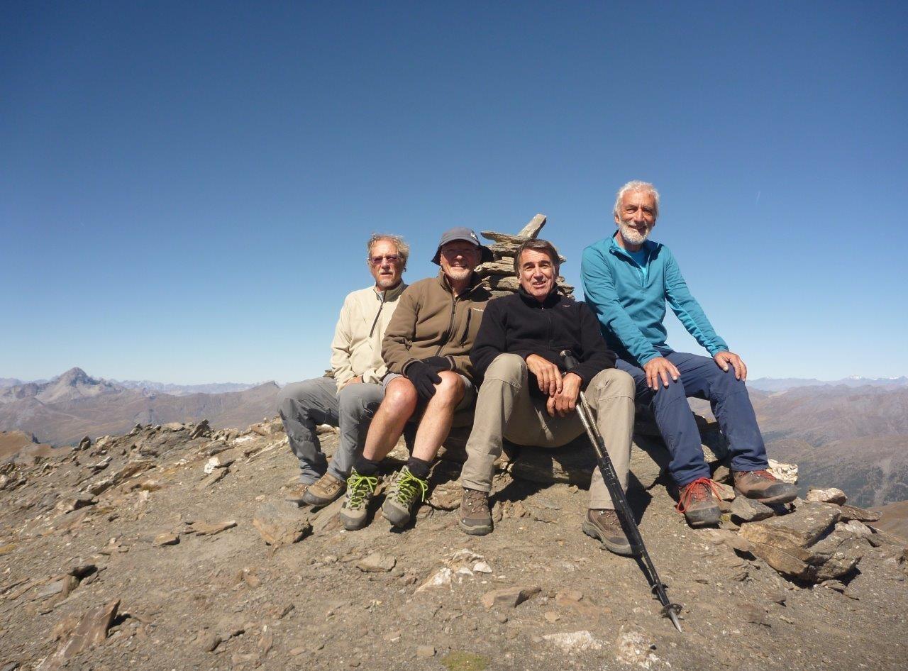 Grand Queyras ( 3114 m)
