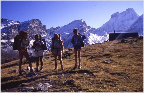 Ref. Balif du Viso (2460 m) R. Bentacordi, G. Sagot, M. Ratsimba, P. Gibert.