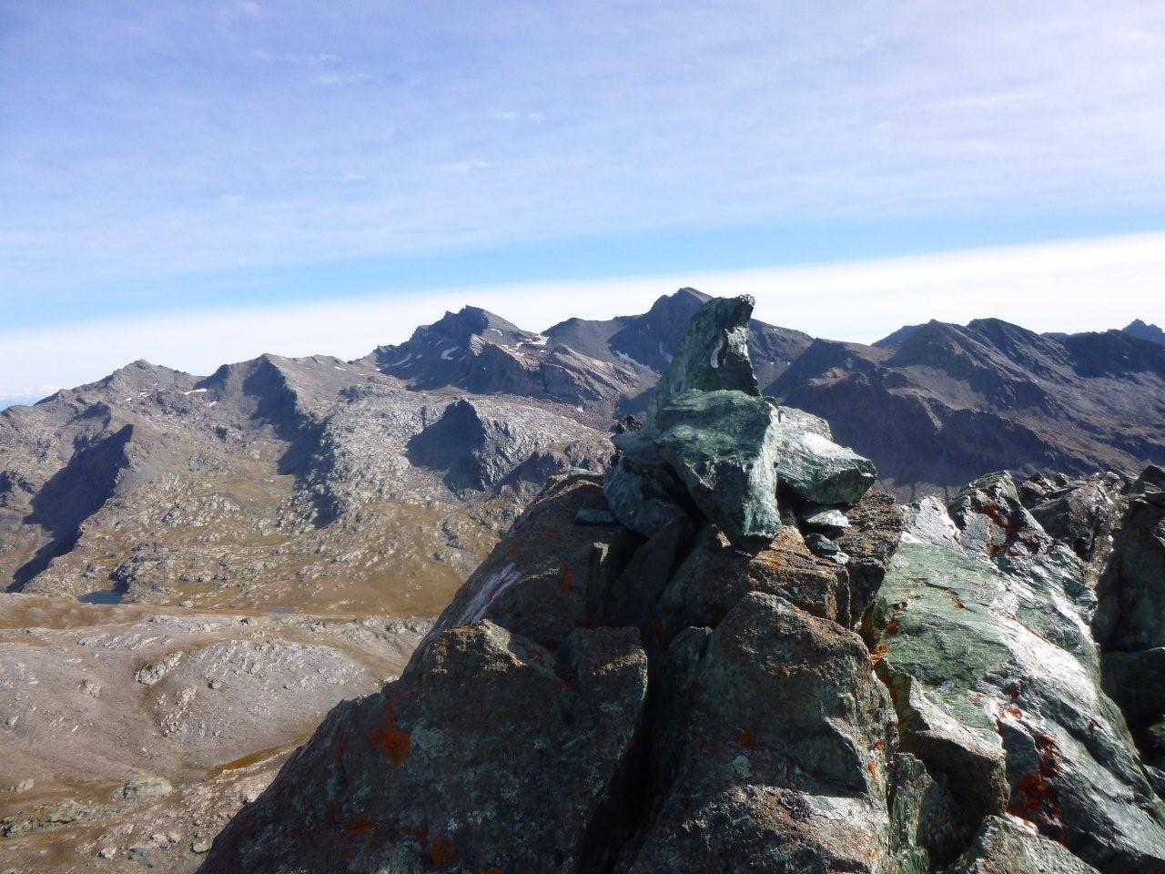 Petite Tête Noire (3039 m)