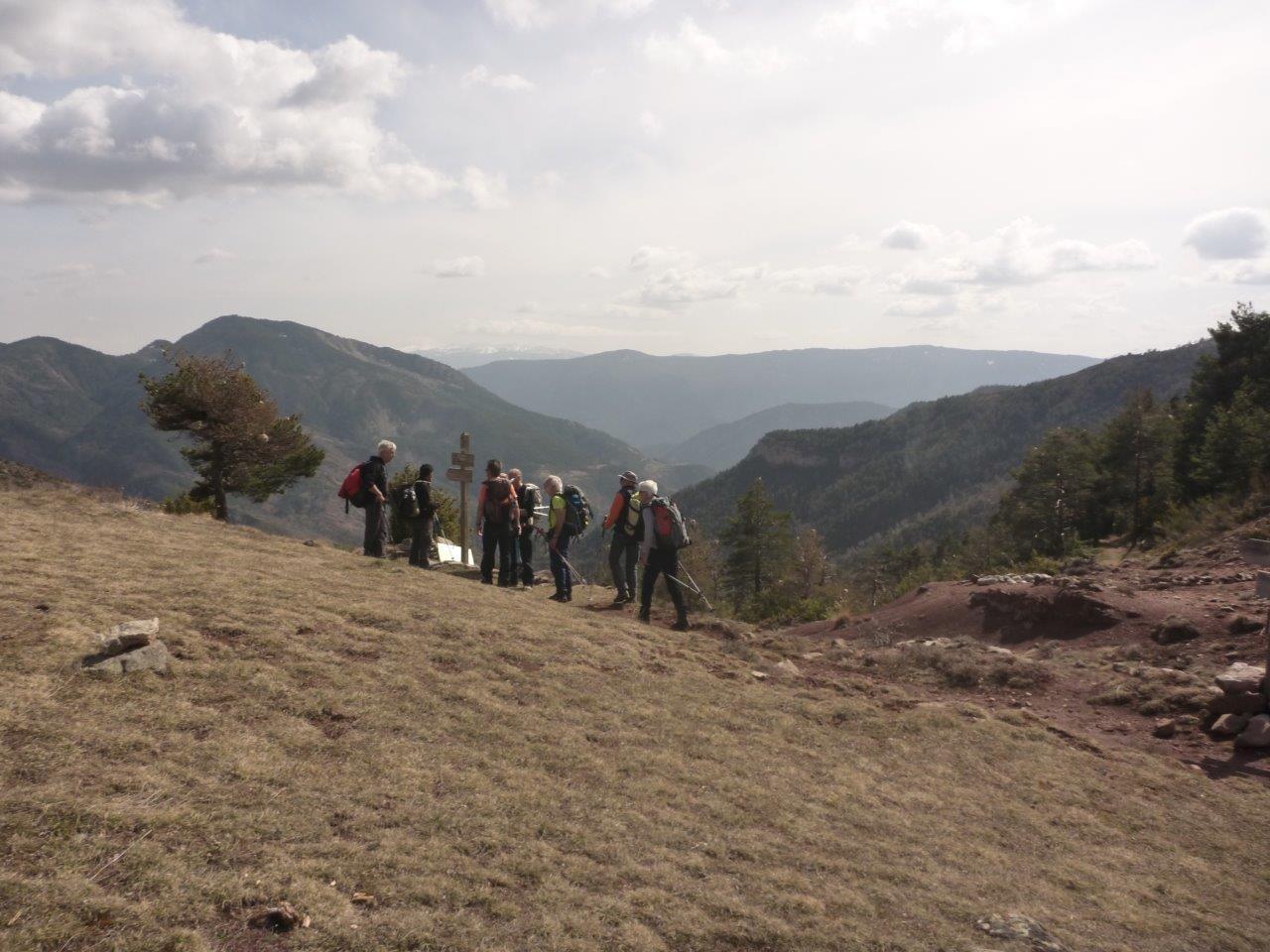 Col de Roua (1284 m)
