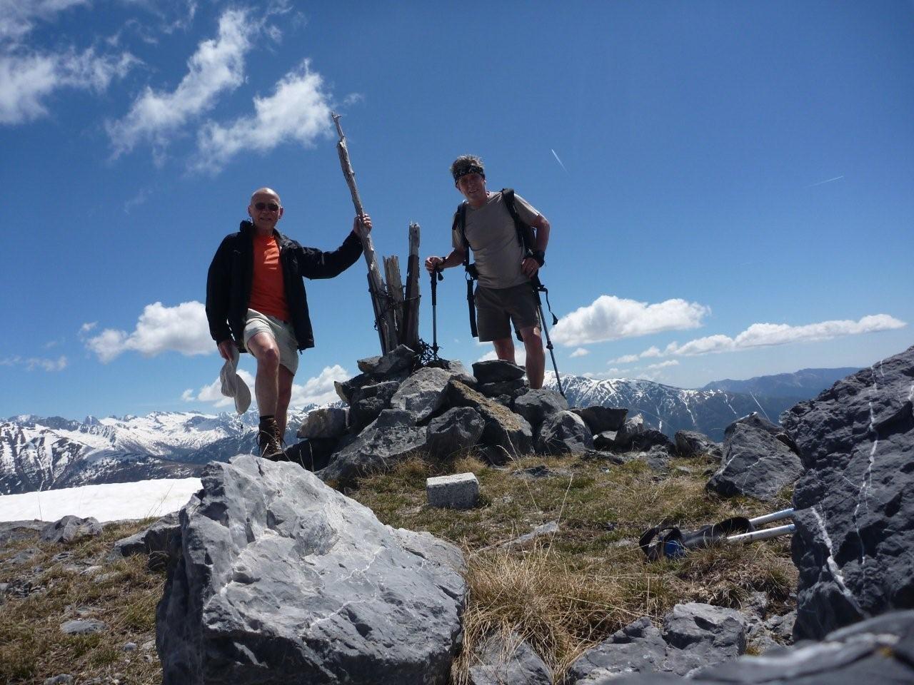 Mont Gravières (2331 m)