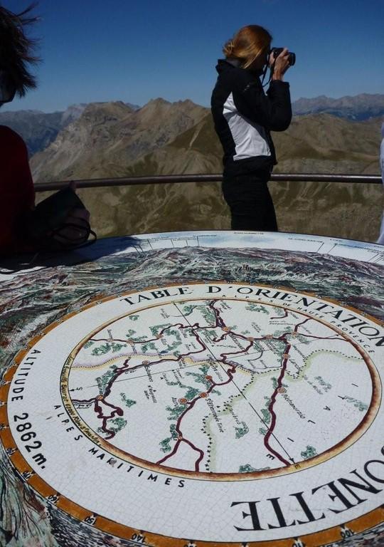 Cime de la Bonnette 2862 m
