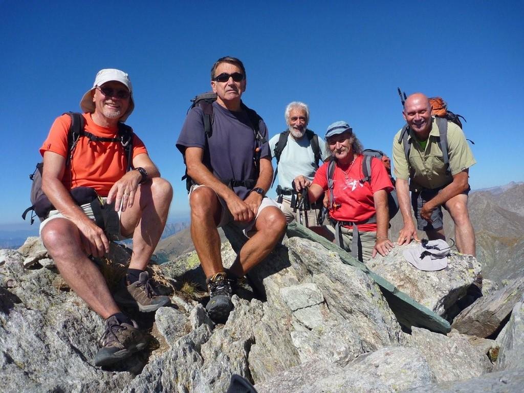 La cime Nord des Verrairriers ~ 2550 m