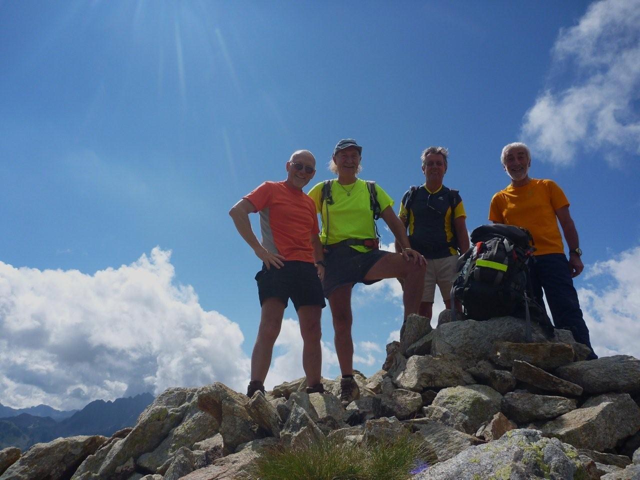 Tête de Colle Haute (2511 m)